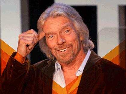 Richard Branson's 7 Secrets To Leadership